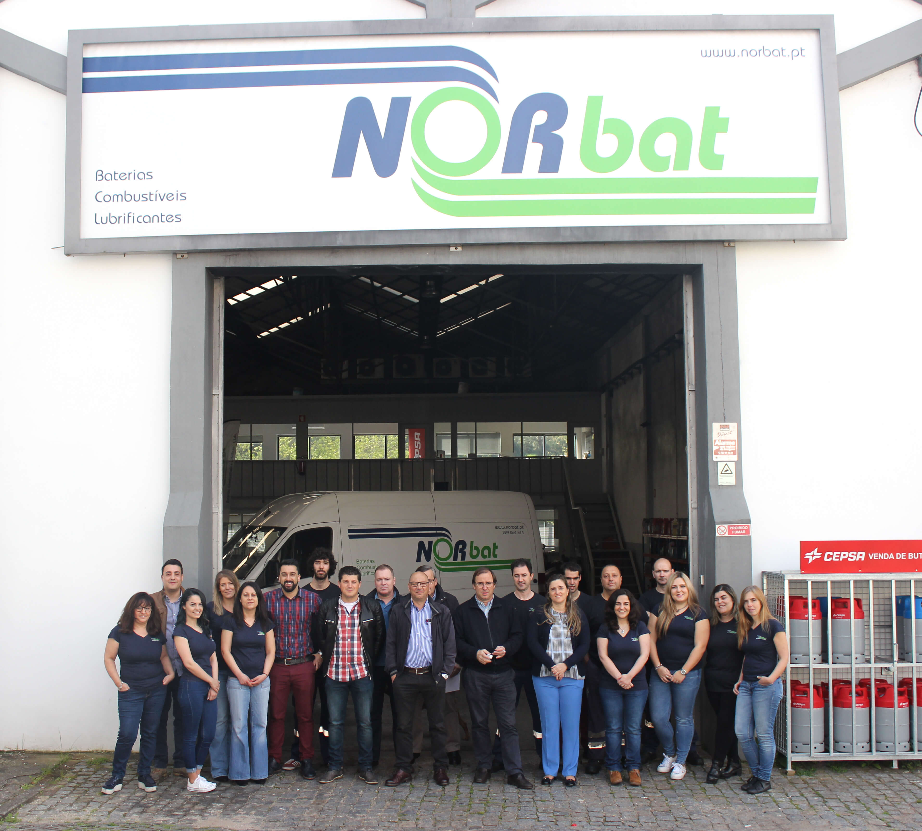 equipa grupo norbat